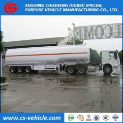 High Quality 42m3 Water Cart Trailer/Water Bowser Tank Trailer for Sale