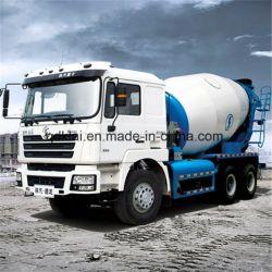 Shaanxi Shacman F2000 F3000 10 Wheel 6X4 Concrete 8 Cubic Meters Mixer Truck