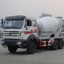North Benz 6X4 10 Wheeler Beiben Concrete Mixer Truck