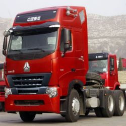 Sinotruk HOWO A7tractor Trailer Trucks for Sale