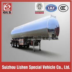 35000 Liters Tanker Semitrailer for Milk Transportation