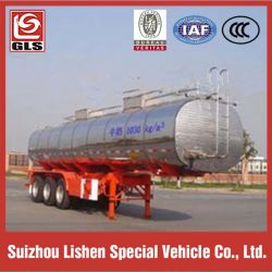 40000L Milk Tank Semi Trailer with Good Insulation Function