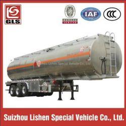 43000L Tank Semi Trailer for Edible Oil Delivery