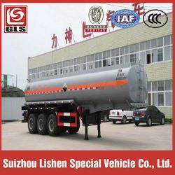 25000 Liters Chemical Liquid Tank Semi Trailer for Corrosives