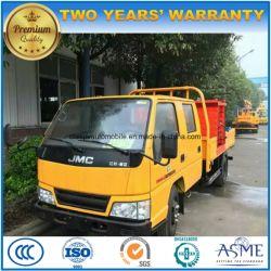 9 Meters Jmc Double Cab Scissor High Lift Platform Working Truck
