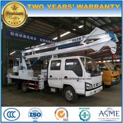Isuzu 4X2 Aerial Work Boom Lift Vehicle 12m High Altitude Operation Truck