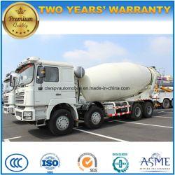 Heavy Duty Shacman 12 Cubic Meters Concrete Mixer Truck