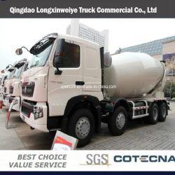 Sinotruk T7h 8X4 14m3 Concrete Mixer Truck