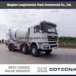 14 Cubic Mixing Tank Truck 6X4 Concrete Mixer Truck