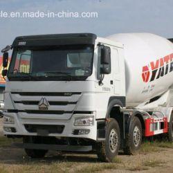 Sinotruk Euro2 371HP 8*4 6m3, 8m3, 9m3, 10m3, 12m3, 14m3, 16m3 HOWO Concrete Transit Mixer Truck Low