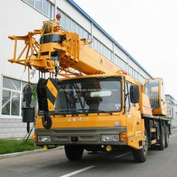 Low Price 16tons Four-Section Boom Truck Crane with Hydraulic Control
