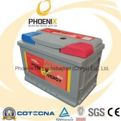 Professional Supplier JIS Dry Charged Battery Automobile Batte
