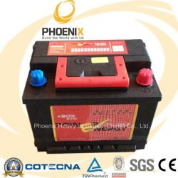 Professional Supplier 12V DIN Standard Dry Charged Automobile