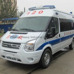 High Configuration Ford Ambulance Medical Device with Stretche