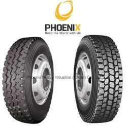 Longmarch 500 Series High Quality Radial Tyres (295/75R22.5, 285/75R24.5 385/65R22.5)