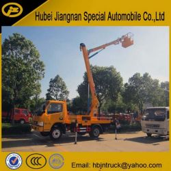 14-18 Meter Jmc Truck Mounted Aerial Platform