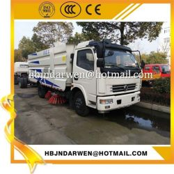 Dongfeng 7cbm Road Sweeper Truck