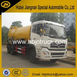 Dongfeng 20 Cubic Meters Sewer Suction Truck
