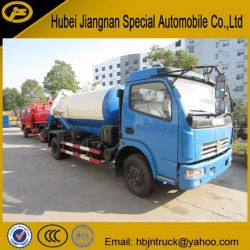 Dongfeng 6000 Liters Waste Water Suction Truck