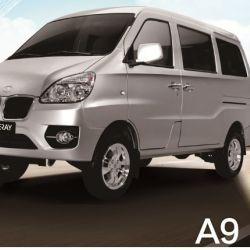 China 7 Seats-11seats Petrol Passenger Van