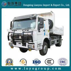 HOWO 4X4 All-Wheel Drive Dump Truck