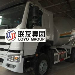 Hot Sell Sinotruk HOWO 10 12 Cubic Concrete Mixer Truck