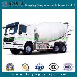 Sinotruk HOWO 10 Wheeler Concrete Mixer Truck for Sale