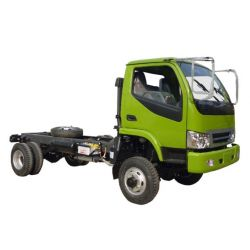 Ylh1030 Light Loading Weight 4*4 Truck Chassis/Mini Truck