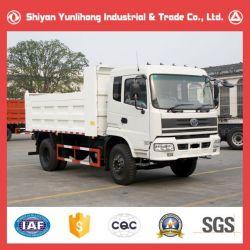 Tri-Ring 170HP/Chinese 10 Ton Tipper Trucks/ 10m3 Dump Truck