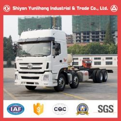 8X4 High Roof Cabin Truck Chassis for Sale