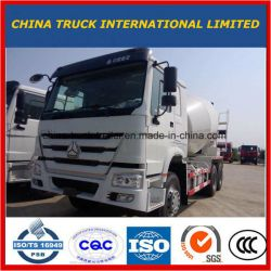 Sinotruk HOWO 10 Wheeler 6X4 10 Cbm Cement Heavy Truck Mixer Truck for Sale