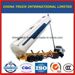 Trustworthy Particle Material Transportation Semi Trailer