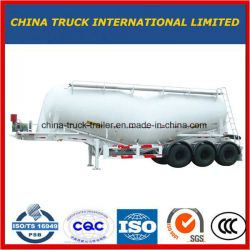 50cbm Bulk Cement Tanker Semi Trailer, Cement Bulker for Pakis