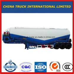 Cimc New 3 Axles Bulk Cement Tanker Trailer for Sale