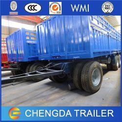 China Chengda Full Trailer Full Semi Trailer for Sale