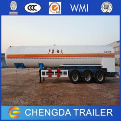 Trailer Factory 3 Axles LNG CNG Tank Tanker Trailer Price