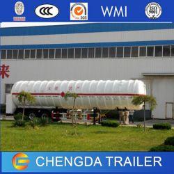 China Factory LNG Tanker Semi Trailer for Kenya Sale