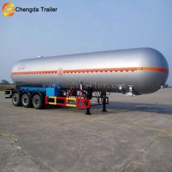 3 Axles Fuel Oil LPG LNG Tanker Semi Trailer
