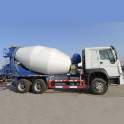 Brand New HOWO 10 Cubic Meters Con