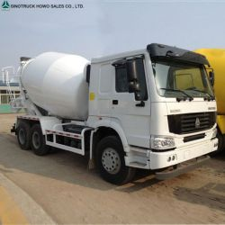 Self Loading 3 8 12 Cubic Meters Concrete Mixer Truck
