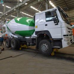 Sinotruk 10 Wheeler 8m3 Cement Mixture Concrete Mixing Truck