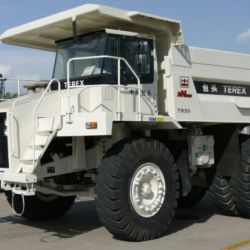 Terex 50 Ton Mining Dump Truck for Sale