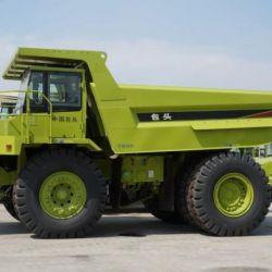 Terex 55 Ton Minineral Dump Truck for Sale