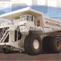 Terex Electric Wheel Mineral Dump Truck Model Nte240