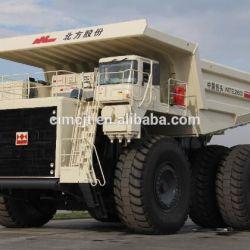 Terex Electric Wheel Mineral Dump Truck Model Nte260