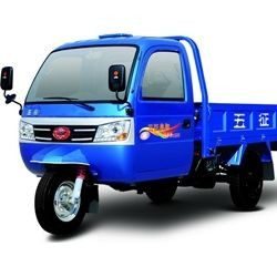 Wuzheng Tri-Wheel Truck with Air Brake