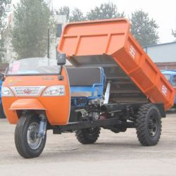 Dump Diesel Waw 3 Wheel Tricycle From China for Sale