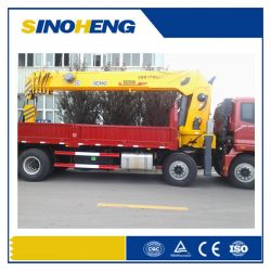 Dongfeng 20 Ton Truck Mounted Crane (articulated/knuckle boom)