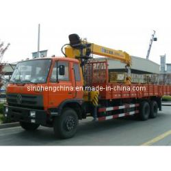 Dongfeng 12 Ton Truck with Crane Sq12sk3q