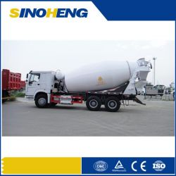 HOWO 12 Cubic Meters Concrete Mixer Truck with High Quality